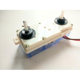 Таймер (часы) для стиральной машины полуавтомат двойной, на 3 провода