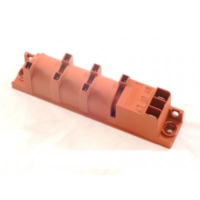 Блок розжига для газовых плит на 6 свечей, универсальный