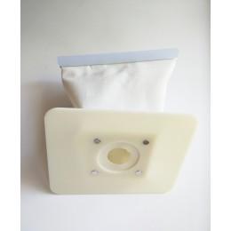 Мешок тканевый  универсальный для сбора мусора