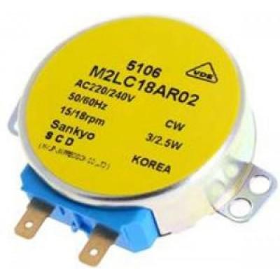 Двигатель воздушной заслонки M2LC18AR02 для холодильника Samsung DA31-10107D