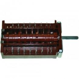 Переключатель режимов духовки (8 позиций) для плиты Ariston C00052526