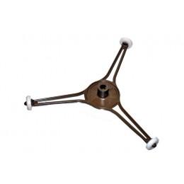 Крестовина (роллер) для микроволновой печи LG MJW619213