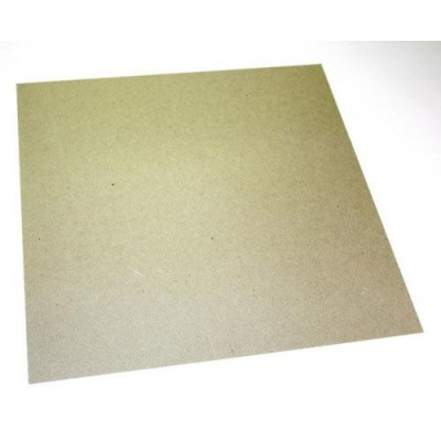 Слюда листовая для микроволновой (СВЧ) печи 250мм*300мм