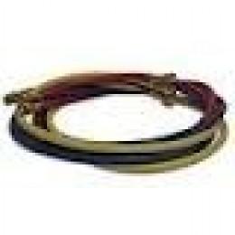 Шланг для заправки фреона Whicepart CT-366 (150 cм, комплект 3 шт. )