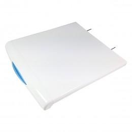 Крышка загрузочного люка для стиральной машины Whirlpool 481244010845
