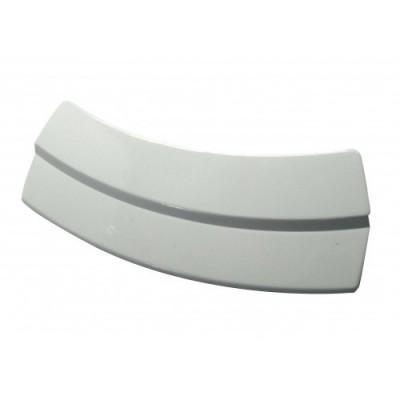Ручка люка стиральной машины Samsung DC64-00773B белая